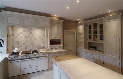 Rustieke woonkamer gehoor geven aan uw huis
