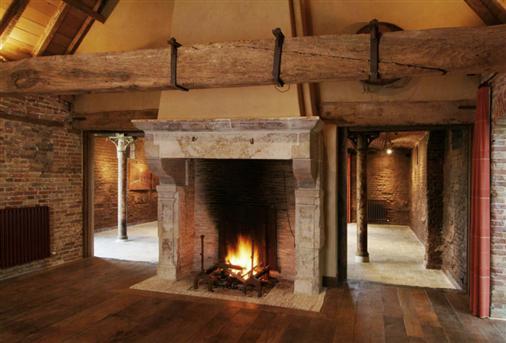 Bourgondisch Kruis   Rustieke bouwmaterialen   Realisaties   Woonkamer